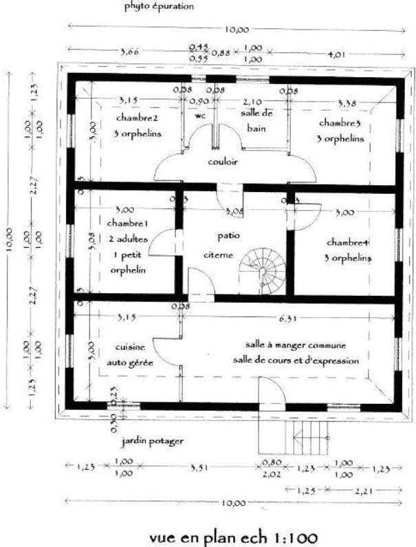 33 Maisons En Matériaux De Récupération